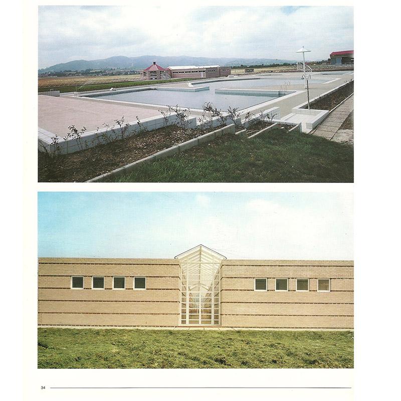 Edificio de vestuarios y piscinas en la morgal lastra - Arquitectos asturias ...
