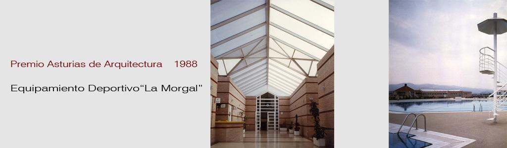 Premios Arquitectura PISCINAS EN LA MORGAL