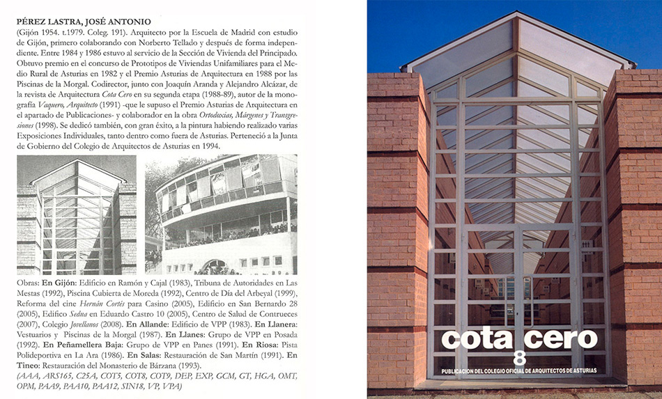 Autores de arquitectura en asturias lastra arquitectos - Arquitectos gijon ...