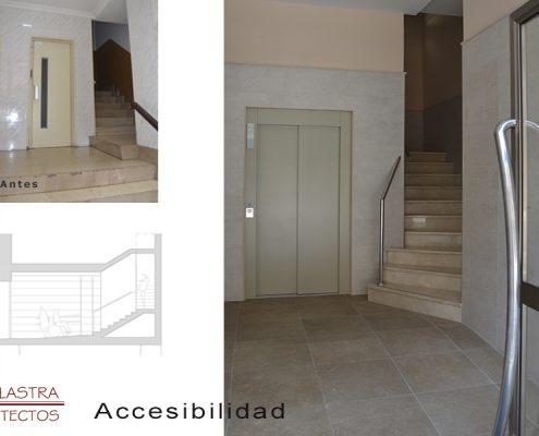ACCESIBILIDAD Lastra Arquitectos Gijon Asturias