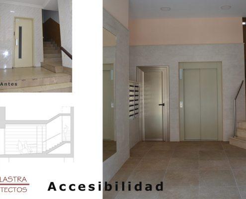 ACCESIBILIDAD EN ASTURIAS Lastra Arquitectos Gijon Asturias