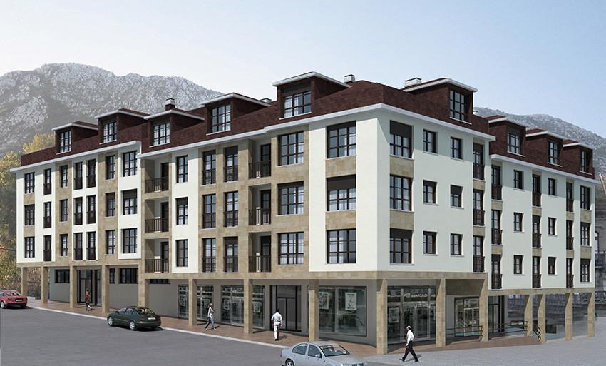 Edificios viviendas asturias lastra arquitectos - Arquitectos interioristas madrid ...