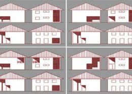 Lastra Arquitectos Gijon Asturias VIVIENDAS UNIFAMILIARES ASTURIAS