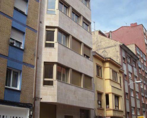 Lastra Arquitectos IEE ASTURIAS INFORME EVALUACION EDIFICIO
