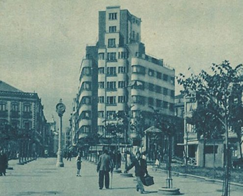 Lastra Arquitectos Gijon Asturias JOAQUIN ORTIZ ARQUITECTO RACIONALISTA