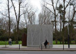 REHABILITACION DE FACHADAS con tratamiento escultorico Lastra Arquitectos Gijon Asturias