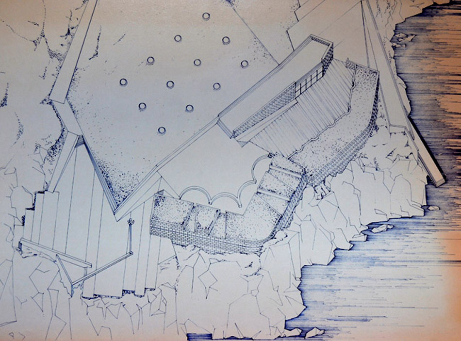 Proyecto rehabilitaci n fuerte defensivo de cimadevilla - Arquitectos gijon ...