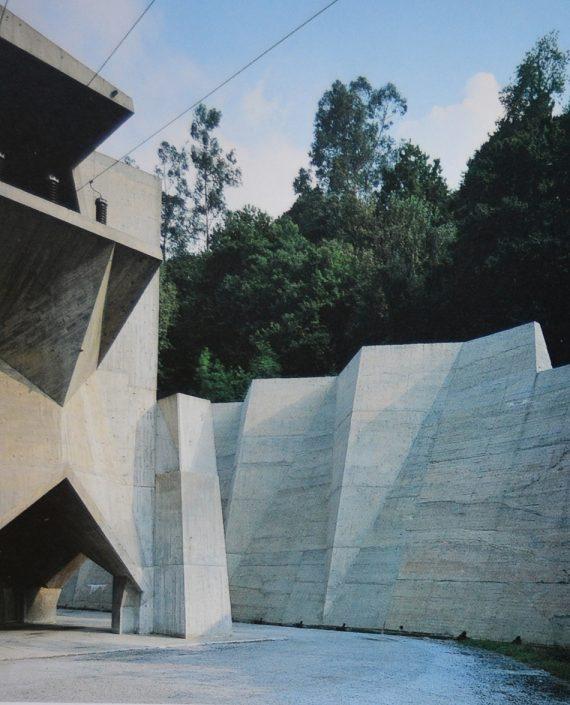 Arquitectura moderna en asturias vaquero palacios - Arquitectos gijon ...