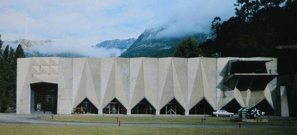 Arquitectura moderna en asturias vaquero palacios lastra arquitectos - Arquitectos en oviedo ...
