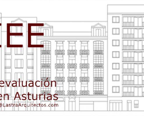 INFORME EVALUACION EDIFICIOS Lastra Arquitectos Gijon Asturias