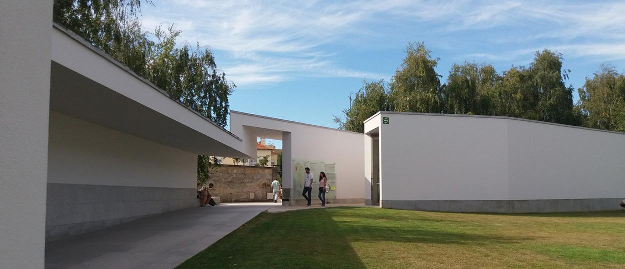 Lastra Arquitectos Asturias Arquitectos Gijon FUNDACION SERRALVES OPORTO