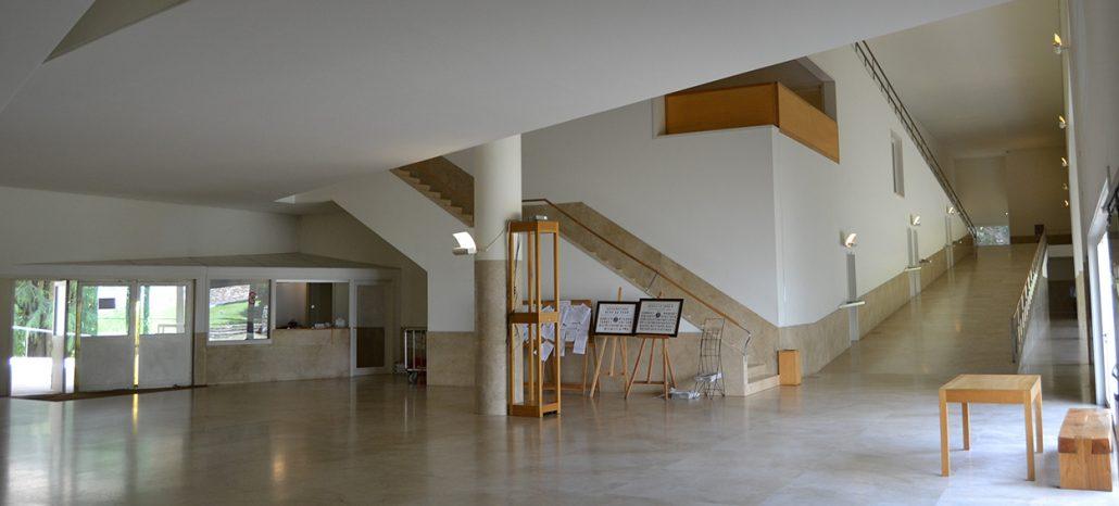Lastra Arquitectos Gijon Arquitectos Asturias ALVARO SIZA INTERIOR