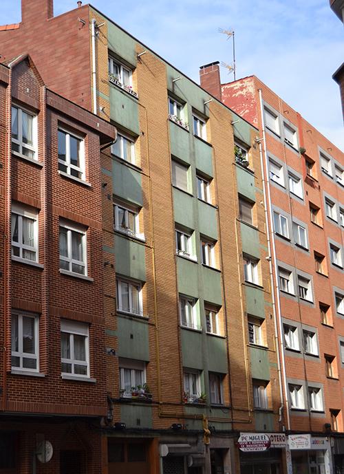 Lastra Arquitectos IEE ASTURIAS INFORME EVALUACION EDIFICIO EN CALLE LABORATORIOS GIJON