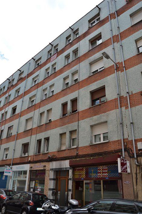 Lastra Arquitectos IEE ASTURIAS INFORME EVALUACION EDIFICIO EN CALLE MARIA JOSEFA GIJON