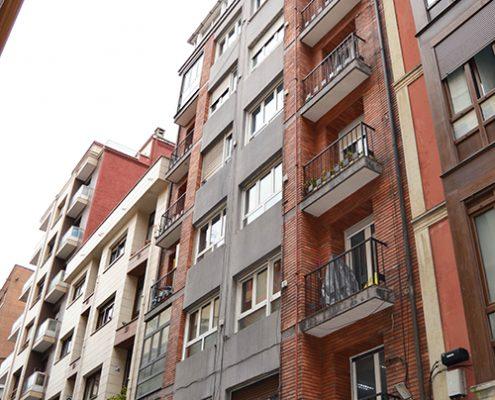 Lastra Arquitectos IEE ASTURIAS INFORME EVALUACION EDIFICIO EN CALLE NUMAGUILHOU GIJON