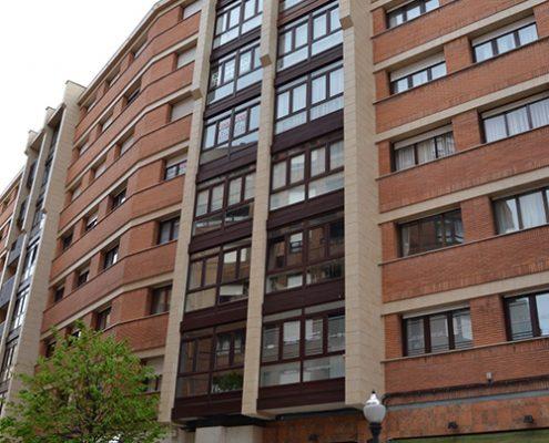 Lastra Arquitectos IEE ASTURIAS INFORME EVALUACION EDIFICIO EN GIJON AVDA LA COSTA