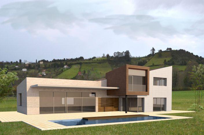Lastra Arquitectos Gijon Asturias VIVIENDA ASTURIAS