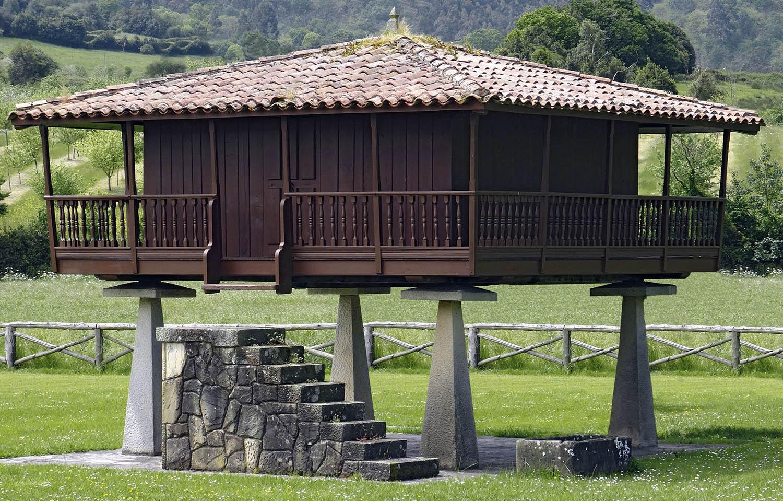 ARQUITECTURA RUAL Lastra Arquitectos Arquitectos Gijon Asturias