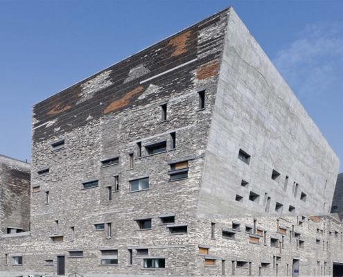 WAN SHU Lastra Arquitectos Gijon Asturias