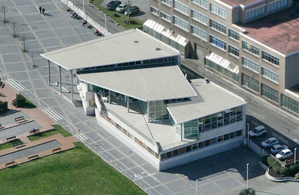 CENTRO DIA EL ARBEYAL Lastra Arquitectos Gijon Asturias
