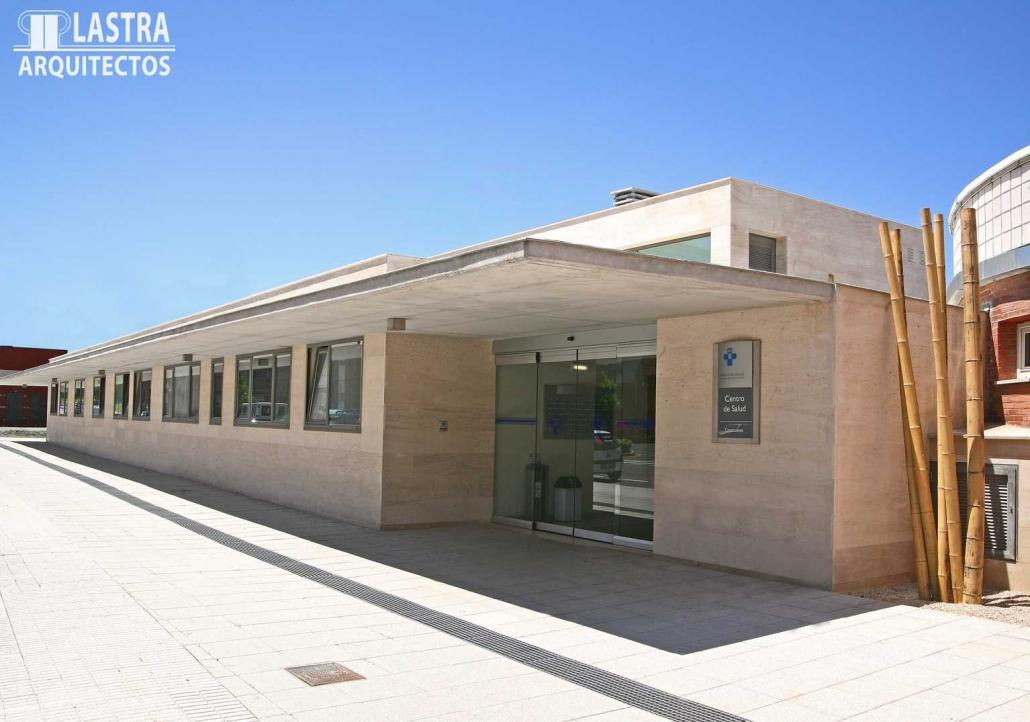 CENTRO SALUD CONTRUECES Lastra Arquitectos Gijon Asturias