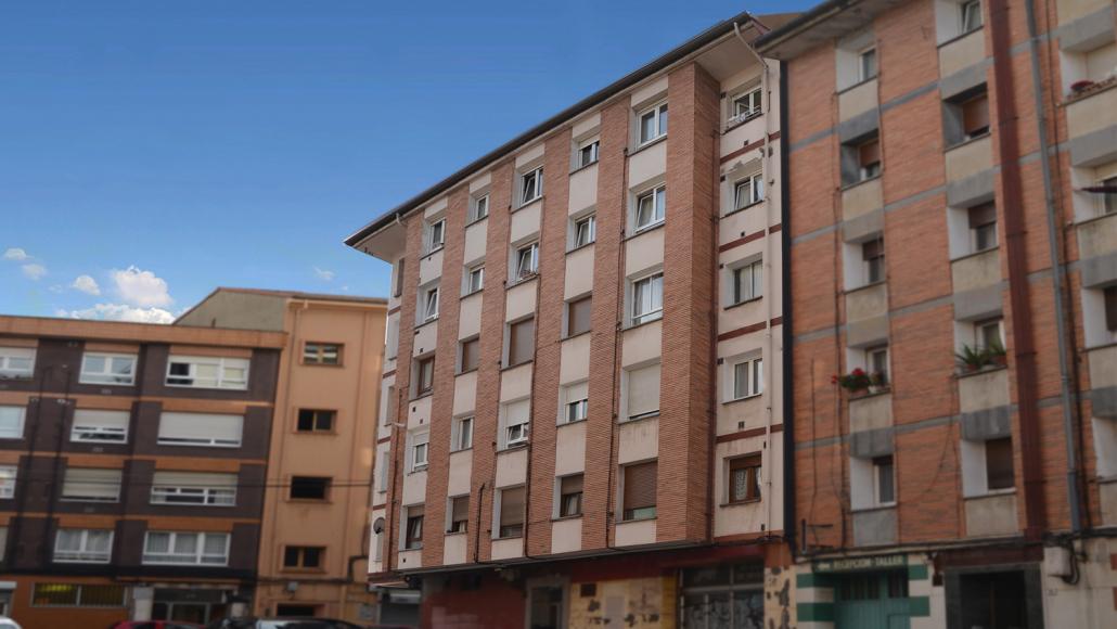 Rehabilitación Energética Calle Peñalba